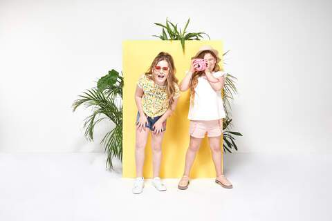 Kids, Fashion, Studio Zelden Deutschland, Summertime, Studiofotografie, Model Sourcing, Setdressing