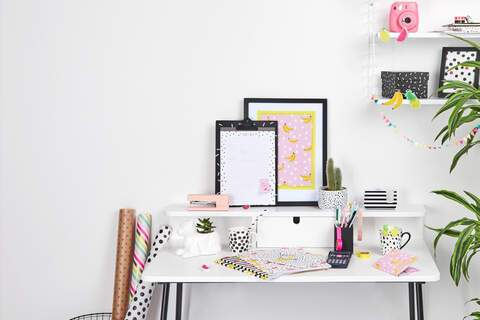 Styling, Hema, Office Supplies, Desk, Studio Zelden, Styling fotografie
