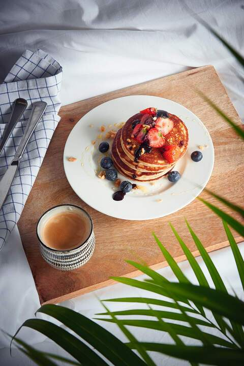 pancakes, Breakfast, Still, Visual-ID, Branding, Foodstyling, Deutschland
